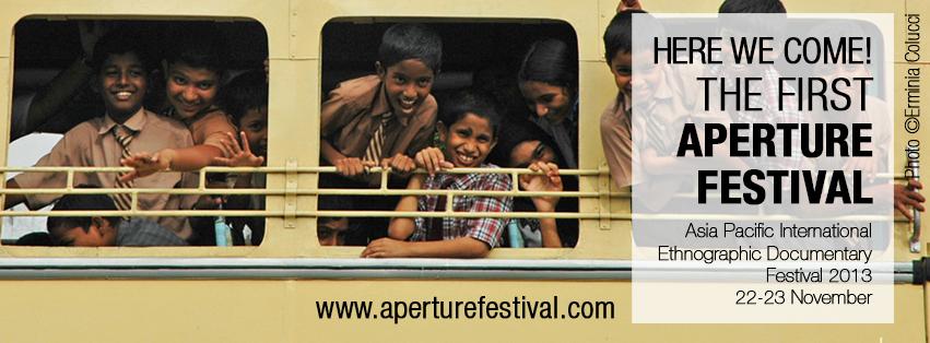 APERTURE Festival Launch