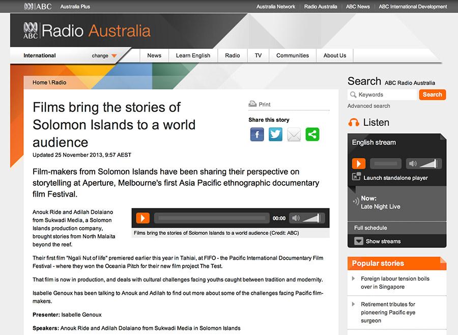 Press11_Radio Australia